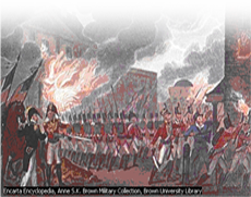 British invade Washington DC